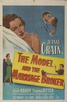 The Model and the Marriage Broker movie poster (1951) picture MOV_cbf075a9