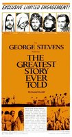 The Greatest Story Ever Told movie poster (1965) picture MOV_cbf14892