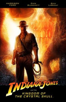 Indiana Jones and the Kingdom of the Crystal Skull movie poster (2008) poster MOV_cbf420e2