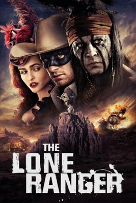 The Lone Ranger movie poster (2013) poster MOV_cc0318df