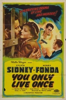 You Only Live Once movie poster (1937) picture MOV_cc0a00c7
