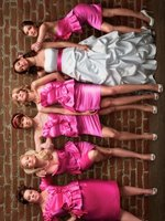 Bridesmaids movie poster (2011) picture MOV_cc0ed997