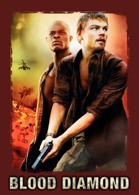 Blood Diamond movie poster (2006) poster MOV_cc11c854