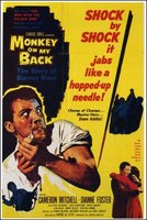 Monkey on My Back movie poster (1957) picture MOV_cc1310cb