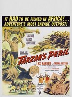 Tarzan's Peril movie poster (1951) picture MOV_cc15ea0c