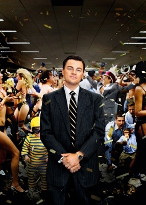 The Wolf of Wall Street movie poster (2013) poster MOV_cc1a7162