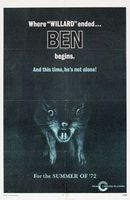 Ben movie poster (1972) picture MOV_cc260fe1