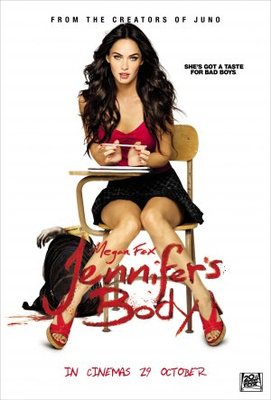 Jennifer's Body movie poster (2009) poster MOV_cc305120