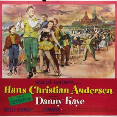 Hans Christian Andersen movie poster (1952) poster MOV_cc389c0d