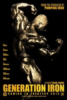 Generation Iron movie poster (2014) picture MOV_cc3a2dce