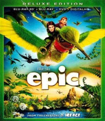 Epic movie poster (2013) poster MOV_cc3c4f06