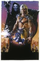 Masters Of The Universe movie poster (1987) picture MOV_cc3cddda