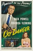 Cry Danger movie poster (1951) picture MOV_cc42e4b7