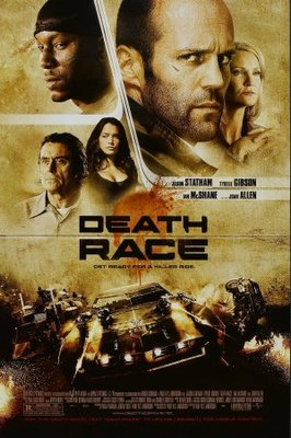 Death Race movie poster (2008) poster MOV_cc4b31cd