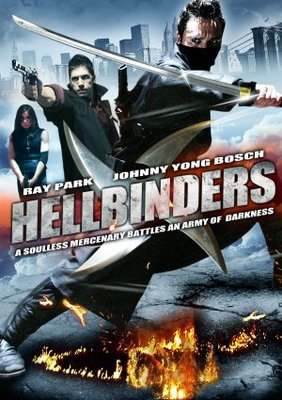 Hellbinders movie poster (2009) poster MOV_cc52720b