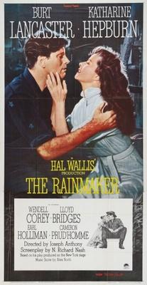 The Rainmaker movie poster (1956) poster MOV_cc59fdae