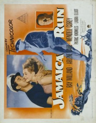 Jamaica Run movie poster (1953) poster MOV_cc5d5e29