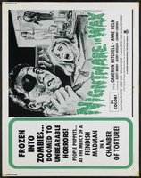Nightmare in Wax movie poster (1969) picture MOV_cc619529