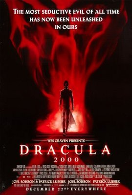 Dracula 2000 movie poster (2000) poster MOV_cc62b826