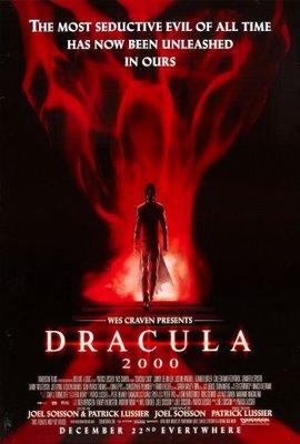 Dracula 2000 movie poster (2000) poster MOV_cc62b826