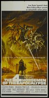 The Four Horsemen of the Apocalypse movie poster (1962) picture MOV_cc658894