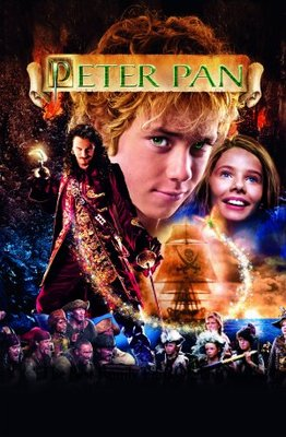 Peter Pan movie poster (2003) poster MOV_cc6c978d