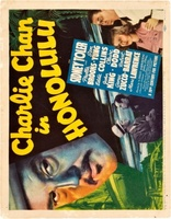 Charlie Chan in Honolulu movie poster (1938) picture MOV_cc6eef0c