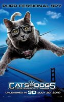 Cats & Dogs: The Revenge of Kitty Galore movie poster (2010) picture MOV_cc70e70a