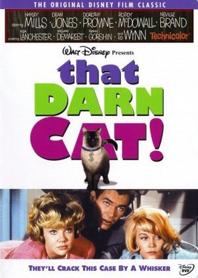 That Darn Cat! movie poster (1965) poster MOV_cc776140