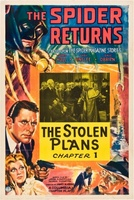 The Spider Returns movie poster (1941) picture MOV_cc7ba670