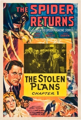 The Spider Returns movie poster (1941) poster MOV_cc7ba670