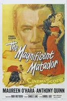 The Magnificent Matador movie poster (1955) picture MOV_cc7c8734