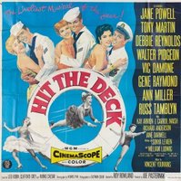 Hit the Deck movie poster (1955) picture MOV_cc82db6d