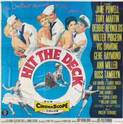 Hit the Deck movie poster (1955) poster MOV_cc82db6d