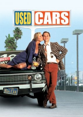 Used Cars movie poster (1980) poster MOV_cc85c404