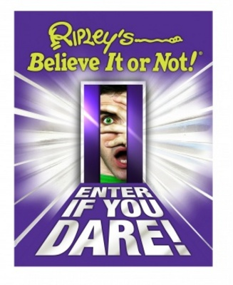 Ripley's Believe It or Not! movie poster (1999) poster MOV_cc85fa77