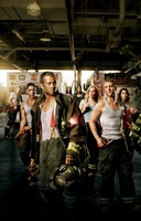 Chicago Fire movie poster (2012) picture MOV_cc8cfba8
