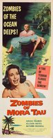 Zombies of Mora Tau movie poster (1957) picture MOV_cc8d387a