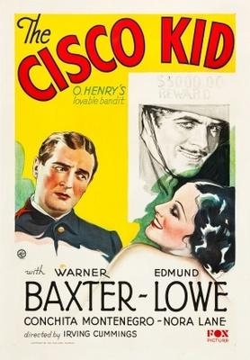 The Cisco Kid movie poster (1931) poster MOV_cc9f8311
