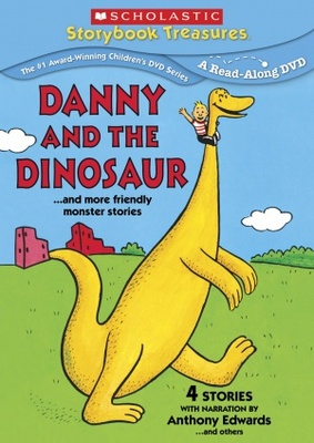 Danny and the Dinosaur movie poster (1990) poster MOV_cc9f874b