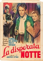 The Long Night movie poster (1947) picture MOV_cca13881