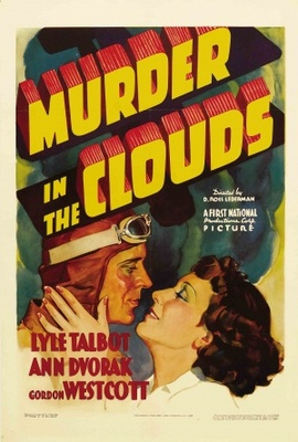 Murder in the Clouds movie poster (1934) poster MOV_cca561dc