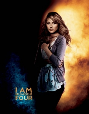 I Am Number Four movie poster (2011) poster MOV_ccaf6d72