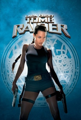Lara Croft: Tomb Raider movie poster (2001) poster MOV_ccb79f1c