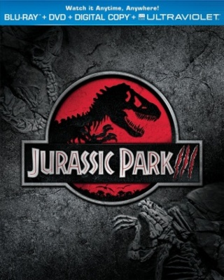 Jurassic Park III movie poster (2001) poster MOV_ccc13eec