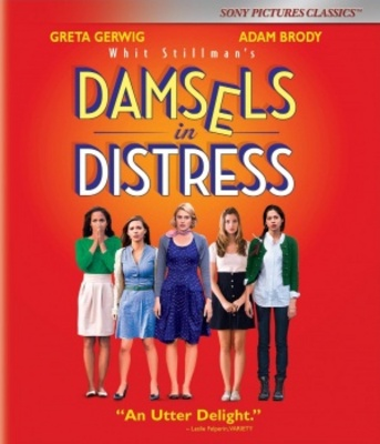 Damsels in Distress movie poster (2011) poster MOV_ccc2dfbb