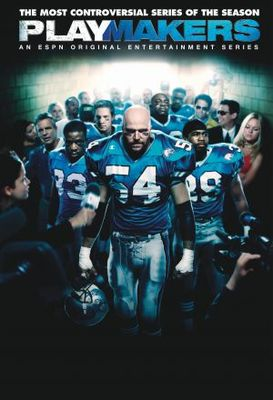 Playmakers movie poster (2003) poster MOV_cccb9fd8
