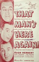 That Man's Here Again movie poster (1937) picture MOV_ccce475e