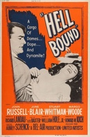 Hell Bound movie poster (1957) picture MOV_ccd58f21