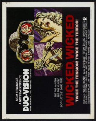 Wicked, Wicked movie poster (1973) poster MOV_ccd64b6b